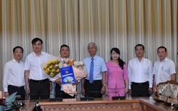 Ông Đặng Phú Thành giữ chức Phó Giám đốc Sở Xây dựng TPHCM