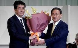 """Tiến sát ghế thủ tướng Nhật Bản, ông Suga tuyên bố """"không nhượng bộ Trung Quốc"""""""