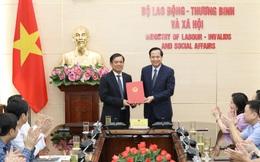 Ông Nguyễn Bá Hoan giữ chức Thứ trưởng Bộ Lao động-Thương binh và Xã hội