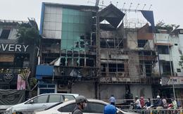 Lộ diện nghi can gây cháy chi nhánh ngân hàng Eximbank cùng nhà dân ở TP.HCM