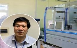 Thổi giá máy xét nghiệm COVID 19: Có lời khai chi 15% cho giám đốc CDC Hà Nội