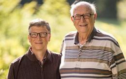 """Bức thư tỷ phú Bill Gates gửi đến người cha quá cố: Trải nghiệm làm con của cha thật sự """"không thể tin được"""", cha luôn là hình mẫu con muốn trở thành"""