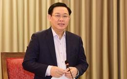 Hà Nội lập 5 tổ công tác liên ngành đôn đốc thu ngân sách và giải ngân vốn đầu tư công