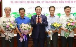 Hà Nội có 34 cán bộ nghỉ hưu trước tuổi