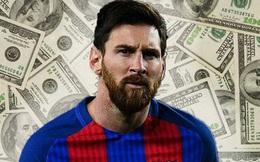 Trở thành tỷ phú USD thứ hai của làng bóng đá trong năm 2020, Messi đã làm điều này như thế nào?