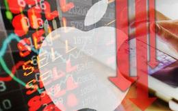 Cổ phiếu Apple mất hơn 22% so với mức đỉnh, hơn 500 tỷ USD vốn hóa bị 'thổi bay'