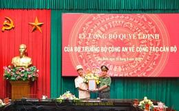Thượng tá Nguyễn Quốc Vương làm Phó Giám đốc Công an tỉnh Thái Bình