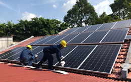 Nối lưới toàn bộ điện mặt trời mái nhà ở TP HCM
