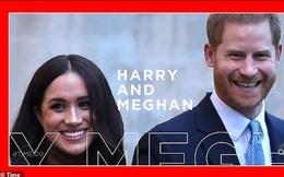 Vợ chồng Hoàng tử Harry lọt danh sách 100 người ảnh hưởng nhất năm 2020