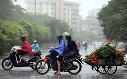 Từ ngày hôm nay Bắc Bộ trời chuyển mát, nhiều khu vực trên cả nước có mưa dông