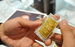 Giá vàng trong nước chiều nay tiếp tục rớt mạnh