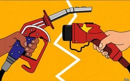 """Economist: Ông Trump tự hào Mỹ là cường quốc năng lượng số 1 thế giới nhưng """"ông vua"""" thực sự lại là Trung Quốc!"""