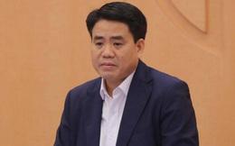 Ông Nguyễn Đức Chung bị bãi nhiệm Chủ tịch UBND TP Hà Nội