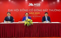ĐHCĐ bất thường MSB: Bầu TGĐ Nguyễn Hoàng Linh vào HĐQT, đang nộp hồ sơ niêm yết lên HoSE