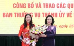 Bà Bạch Liên Hương làm Giám đốc Sở Lao động - Thương binh và Xã hội