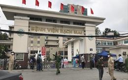 Nâng khống giá thiết bị: Tướng công an nói về vụ án, bắt nguyên giám đốc BV Bạch Mai