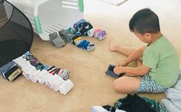 Con trai mới 6 tuổi đã tự giác ngủ dậy đi học, chủ động làm việc nhà y như người lớn, tất cả nhờ cách dạy đáng học hỏi của người mẹ