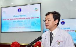 """Bệnh viện trăm tuổi ở TP.HCM được """"chắp cánh"""" với công nghệ Telehealth"""