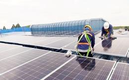 Khai thác điện mặt trời mái nhà thuận tiện hơn với văn bản mới