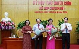 Thủ tướng phê chuẩn bầu bổ sung 2 Phó chủ tịch tỉnh Lạng Sơn
