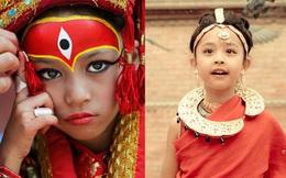 """Tuổi thơ bị đánh mất của những bé gái được chọn làm """"nữ thần"""" Kumari: Không được học, mất khả năng đi lại bình thường và không thể kết hôn"""