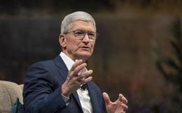 Tim Cook được thưởng tới 1 triệu cổ phiếu Apple