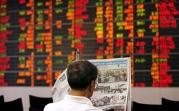 Phố Wall bị bán tháo mạnh, chứng khoán châu Á cũng ngập trong sắc đỏ