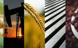 Thị trường ngày 05/9: Giá dầu lao dốc hơn 3%, vàng giảm