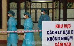 Bệnh nhân ở Hà Nam bất ngờ dương tính SARS-CoV-2 khi sắp xuất viện