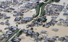 Siêu bão càn quét diện rộng, 8,7 triệu người Nhật bị yêu cầu sơ tán khẩn cấp