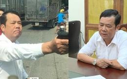 Bắt khẩn cấp Giám đốc chĩa súng dọa giết tài xế ở Bắc Ninh