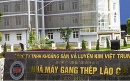 """Lãi âm trên 300%, Nhà máy Gang thép Lào Cai đứng trước nguy cơ """"tắt lò"""""""