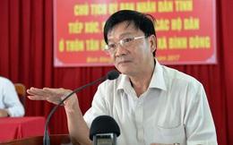 Thủ tướng kỷ luật nguyên Chủ tịch UBND tỉnh Quảng Ngãi Trần Ngọc Căng