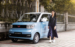 Mẫu xe cỡ nhỏ này đang bán đắt như tôm tươi tại Trung Quốc nhờ giá chỉ bằng Honda SH