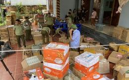 Thu giữ gần 20.000 mỹ phẩm nước ngoài không hóa đơn, chứng từ tại Hà Giang
