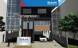SAM Holdings chốt quyền mua cổ phiếu tăng vốn lên 3.500 tỷ, thị giá trần 3 phiên