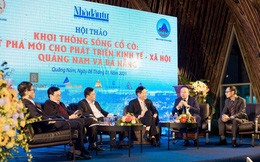 Chủ tịch Quảng Nam Lê Trí Thanh: 'Khuyến khích nhà đầu tư yếu chuyển nhượng dự án cho nhà đầu tư có tiềm lực'