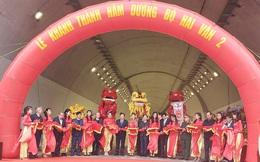 Khánh thành hầm đường bộ Hải Vân 2 dài nhất Đông Nam Á
