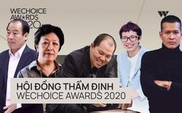 PGS.TS Trần Đắc Phu lần đầu đảm nhận vị trí Hội đồng thẩm định WeChoice Awards 2020