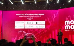 MoMo huy động vốn vòng Series D từ Warbug Pincus và các quỹ từ thung lũng Sillicon, ra mắt quỹ đầu tư Đổi mới sáng tạo MoMo
