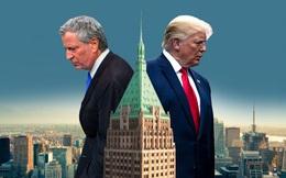 Sau một loạt doanh nghiệp, thành phố New York tuyên bố chấm dứt làm ăn với Tổng thống Trump