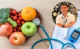 Bác sĩ chuyên khoa nội tiết chỉ ra chế độ ăn được khuyến cáo phù hợp nhất cho người bệnh tiểu đường: Điều quan trọng nhất là vui vẻ, vừa đủ và điều độ!