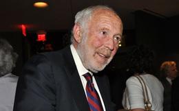 Huyền thoại James Simons rút lui khỏi quỹ định lượng đình đám Renaissance Technologies quy mô 60 tỷ USD do mình sáng lập