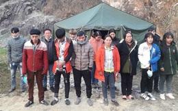 Ngăn chặn 14 công dân nhập cảnh trái phép vào Lạng Sơn
