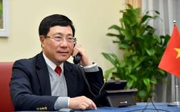 """Phó Thủ tướng Điện đàm với Cố vấn An ninh Quốc gia Mỹ về """"thao túng tiền tệ"""""""