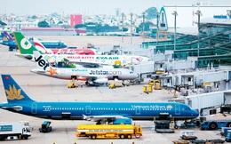 Cục Hàng không Việt Nam yêu cầu không để máy bay 'nằm' sân quá 1 tháng