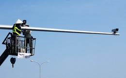 """NÓNG: """"Mắt thần"""" trải khắp trên Quốc lộ 51 đoạn qua Bà Rịa - Vũng Tàu"""