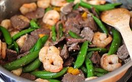 Thịt lợn, thịt bò hay tôm bổ dưỡng hơn? Cách chọn loại thịt phù hợp nhất với bạn