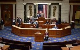 Quốc hội Mỹ lần đầu vô hiệu quyền phủ quyết của ông Trump