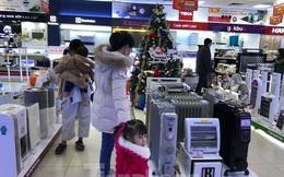 Thị trường thiết bị sưởi 'ấm lên' trong ngày giá rét
